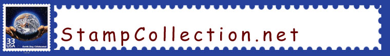 Stampcollection.net - Your source to add zest to your Stamp Collection Hobbies